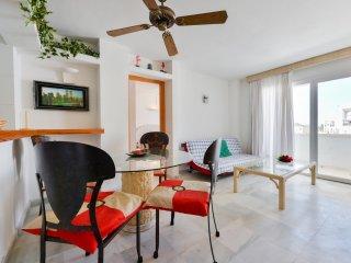 TANTRA APARTMENT Playa den bossa!!! - San Jose vacation rentals