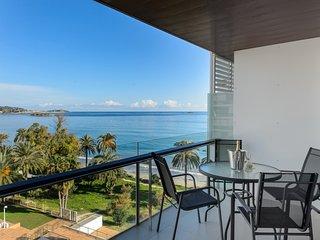 Gorgeous sea view apt in Playa d'en Bossa! Bossa P - Ibiza Town vacation rentals