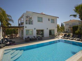 PRI23A Villa Crystal Sea - Protaras vacation rentals