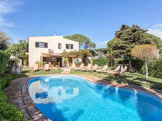 Quinta Las Brisas Four bedroom Villa in Vale do Lobo with Heated Pool - Vale do Lobo vacation rentals