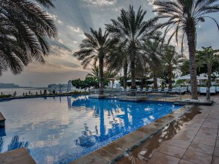 5-STAR Beach Resort in Spacious 4BR at Palm - Jebel Ali vacation rentals