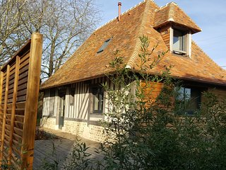 Gite Falafa Normand, 4 personnes, Coudray-Rabut, entre Honfleur et Deauville - Coudray-Rabut vacation rentals