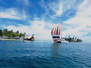 Rent a Catamaran in San Blas Panama - Las Cumbres vacation rentals