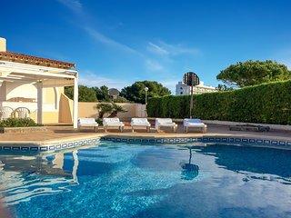 Big Villa with pool, 5min to the beach - Cala'n Blanes vacation rentals