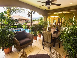 Luxury Second floor Condo #5 with pool view - Jaco vacation rentals