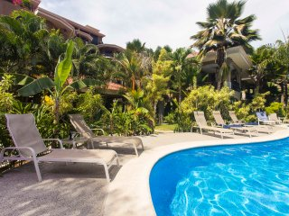 Ground floor condo #2 surrounded by nature close to the pool - Jaco vacation rentals