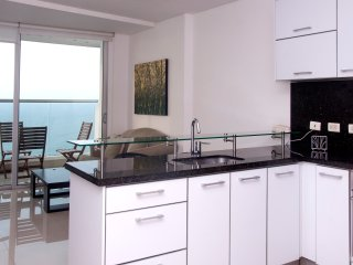 Beautiful 1 Bedroom on the Beach - Cartagena vacation rentals