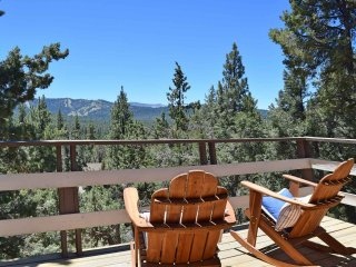 Cozy Cabin with Internet Access and Fireplace - Big Bear Lake vacation rentals