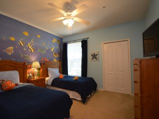 3-103 Dory and Nemo condo, heated pool, gym, game room, close to Disney World - Kissimmee vacation rentals