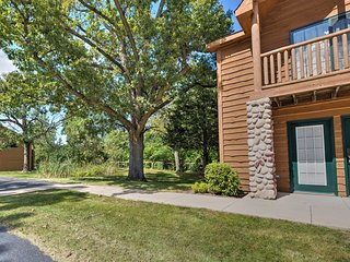 Magnificent 2BR North Utica Villa w/Views! - Utica vacation rentals