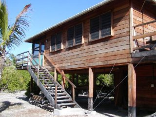 2 bedroom House with Deck in Long Caye - Long Caye vacation rentals