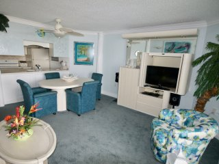 The Pyramid...One bedroom ocean front condo 3D  on the beach - Ocean City vacation rentals
