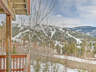 NEW! 3BR Whitefish Townhome w/ Glacier Park Views! - Whitefish vacation rentals