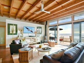 Exclusive Oceanfront Cayucos Loft! Amazing Views - Cayucos vacation rentals