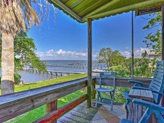 NEW! 'Las Brisas' 2BR Palacios House w/ Pier! - Palacios vacation rentals