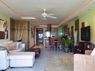 Oceanfront 1-Bed Apartment in Kata - Kata vacation rentals