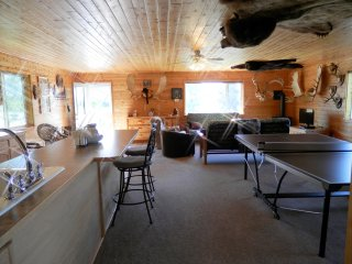 FINGER LAKE VIEW LODGE - Lewis Charters - Wasilla vacation rentals