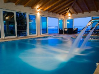 Villa Residence Lantoni with big indoor swim. pool in Mlini , Dubrovnik - Mlini vacation rentals