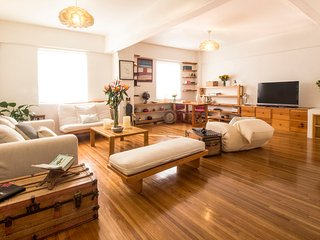 Big beautiful apartment, views, in historic center - Mexico City vacation rentals
