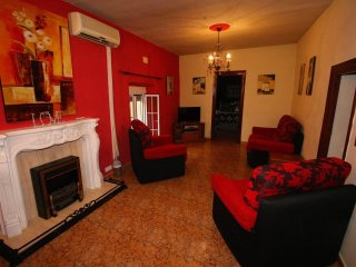 Sunny 3 bedroom Tabernas Townhouse with Outdoor Dining Area - Tabernas vacation rentals