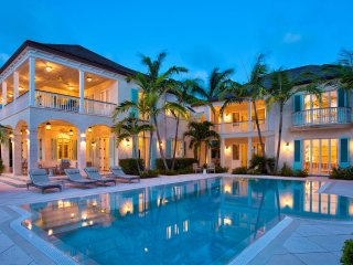 Spacious Villa with Internet Access and DVD Player - Grace Bay vacation rentals