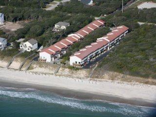 Beautiful Condo with Water Views and A/C - Pine Knoll Shores vacation rentals