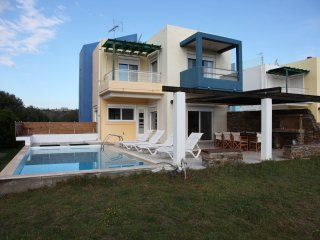 Villa-3, near the beach and the golf course of Rhodes, private pool-garden - Afandou vacation rentals