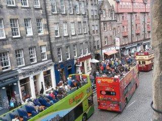 Top of the Royal Mile - the best location in Edinburgh - Edinburgh vacation rentals
