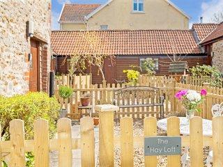 The Hayloft, Tritchayne Farm Cottages, Colyton, East Devon - Colyton vacation rentals