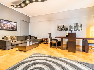 A Luxury 3 - Bedroom Apartment in Athens - Athens vacation rentals