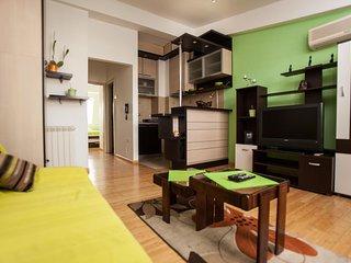 Apartment Oasis- Central Belgrade! Parking! - Belgrade vacation rentals
