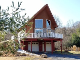 """The Shuck"" Christopher's Riverside Cabins - Luray vacation rentals"