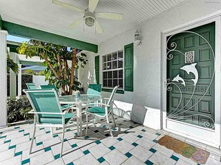 2 bedroom House with A/C in Anna Maria - Anna Maria vacation rentals