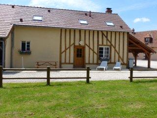 maison de caractére, proche de SANCERRE avec piscine extérieure, à la campagne - Villegenon vacation rentals