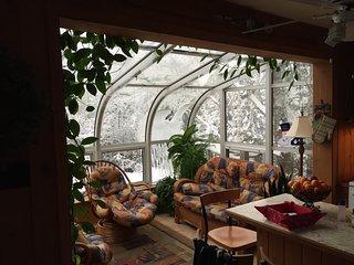 Cottage on the Rock - Solarium (Tremblant) - Lac-Superieur vacation rentals