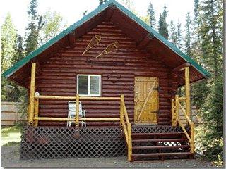 Foster's Alaska Cabins - Chinook Cabin - Kenai vacation rentals