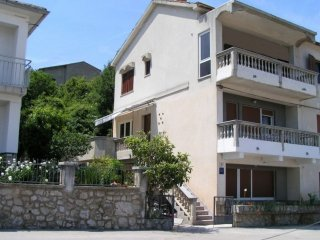 Sea view two bedroom apartment in Vrbnik - Vrbnik vacation rentals