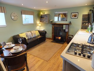 Perfect 1 bedroom House in Scalloway with Internet Access - Scalloway vacation rentals