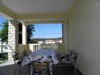 Nice three bedroom apartment in Barbat - Barbat vacation rentals