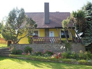 Outline vakantiehuis 'Vlastejov' In het Boheemse Woud. Een te ontdekken regio. - Susice vacation rentals