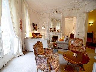 Phenomenal 3BR Vacation Rental at Haussmann Palace - Paris vacation rentals
