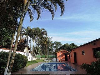 Nice House with Satellite Or Cable TV and Parking - Guararema vacation rentals