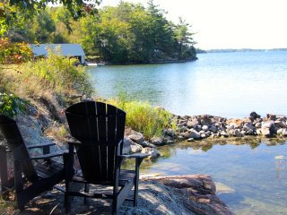 Watermark Luxe Waterfront Cottages - Lansdowne vacation rentals