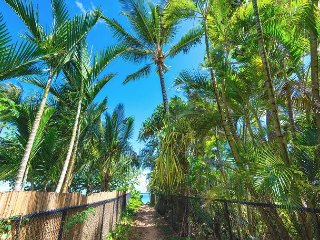 Anini Beach Property- Beach Access Just Across the Street! Great for Families - Kilauea vacation rentals