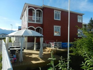 Bright Hrisey Island vacation House with Television - Hrisey Island vacation rentals