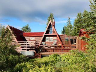 Nice summerhouse - Golden circle route - Selfoss vacation rentals