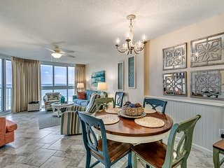 Comfortable 3 bedroom Condo in North Myrtle Beach - North Myrtle Beach vacation rentals