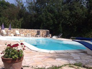 House with 2 rooms in Jouques, with private pool, enclosed garden and WiFi - Jouques vacation rentals