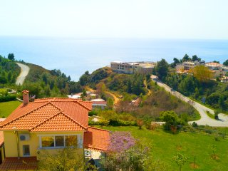 WoodiArt Amazing Sea View, Loutra - Loutra vacation rentals