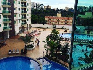 Riviera Park Thermas Flat Service Maria Bonita - Caldas Novas vacation rentals